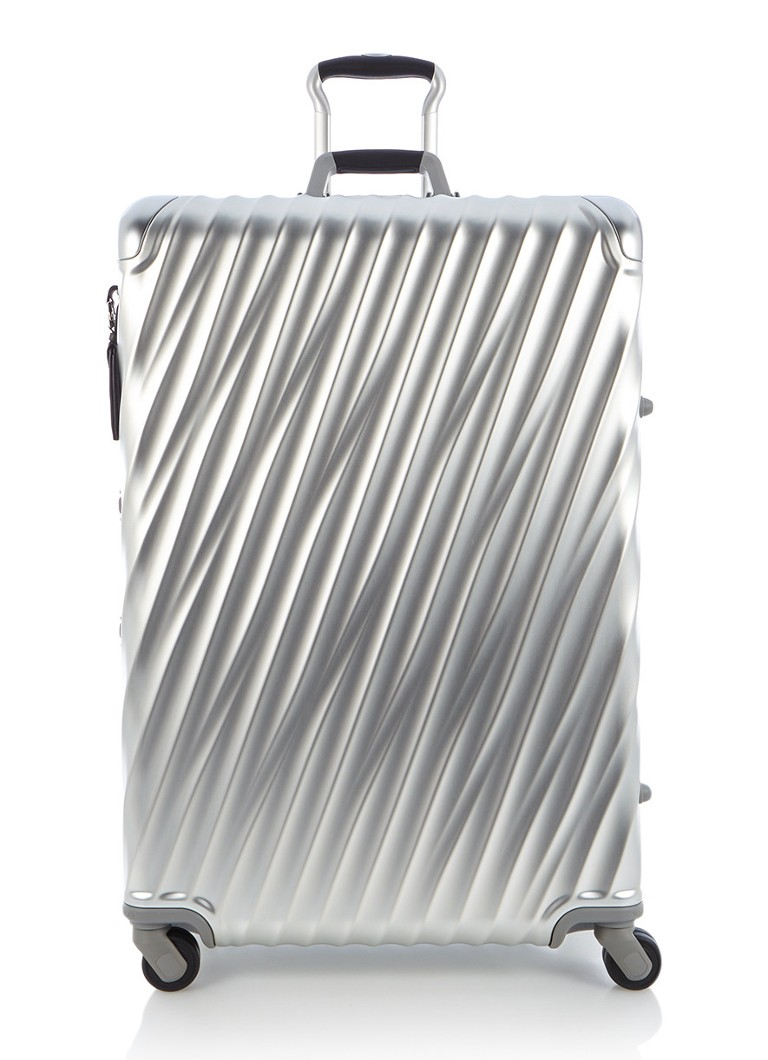 Tumi - Extented Trip Packing Case spinner 78 cm - Zilver