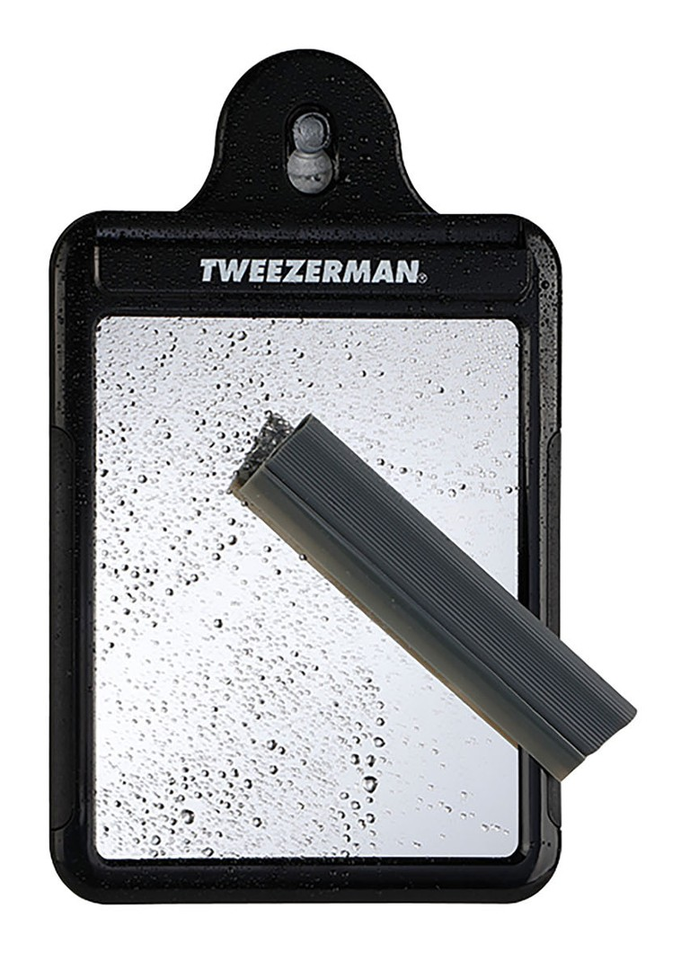 Tweezerman - G.E.A.R. Fogless Shower Mirror - anti-condens spiegel - null