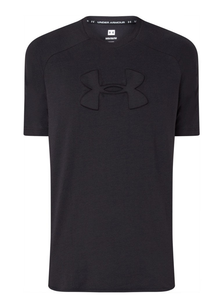 Under Armour - Unstoppable Move trainings T-shirt - Zwart