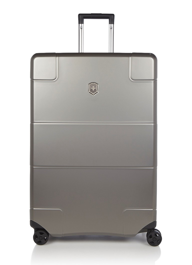 Victorinox - Lexicon Large spinner 75 cm - Zilver