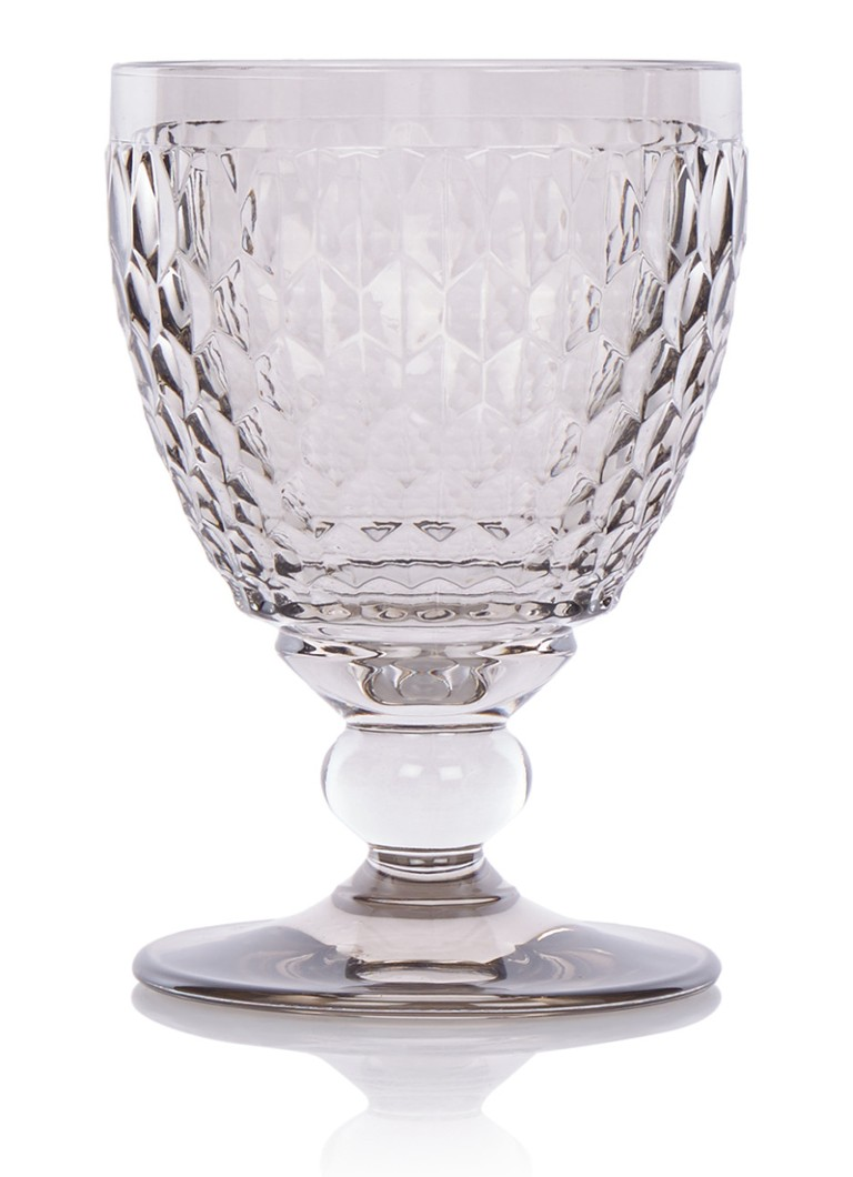 Villeroy & Boch - Boston waterglas 40 cl - Grijs