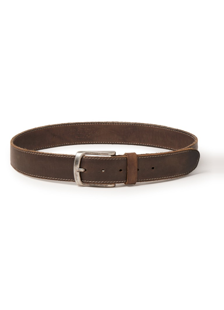 Walk in the Park - Riem van leer - Khaki