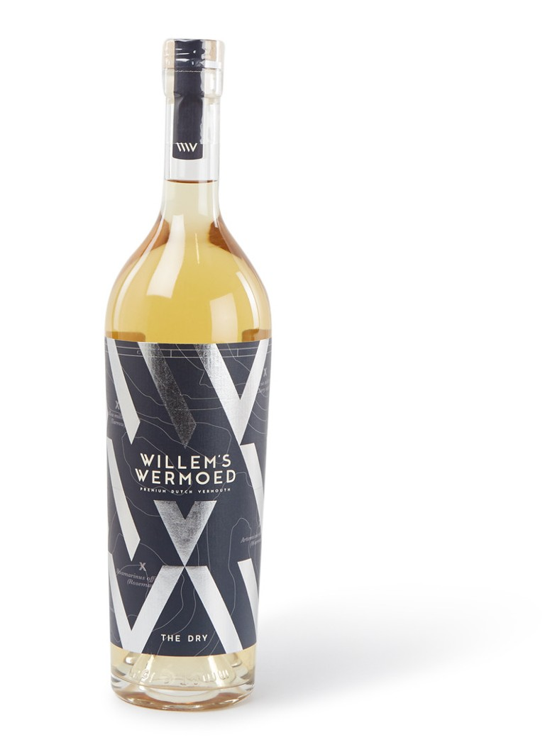 Willem's Wermoed - The Dry vermouth 750 ml  -
