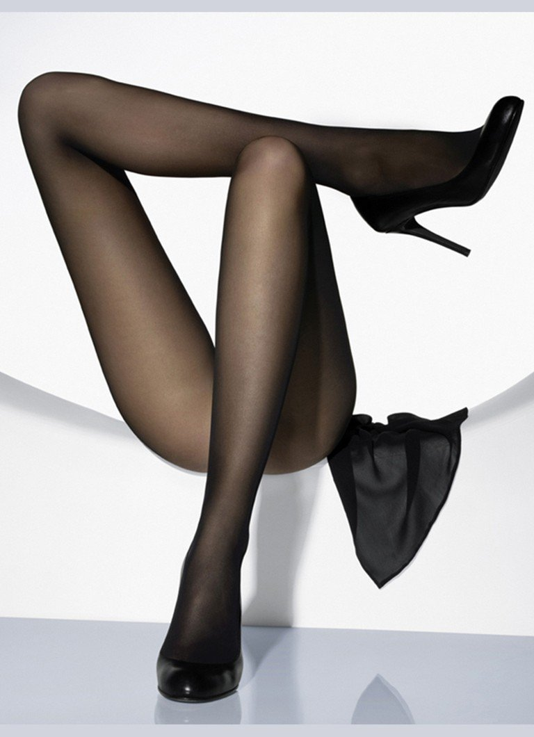 Wolford - Individual panty in 20 denier - Black - 7005