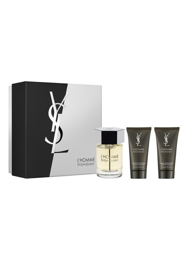 Yves Saint Laurent - L'Homme Eau de Toilette - Limited Edition parfumset -
