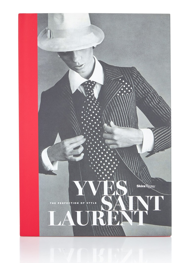 undefined - Yves Saint Laurent - The perfection of style - Rood