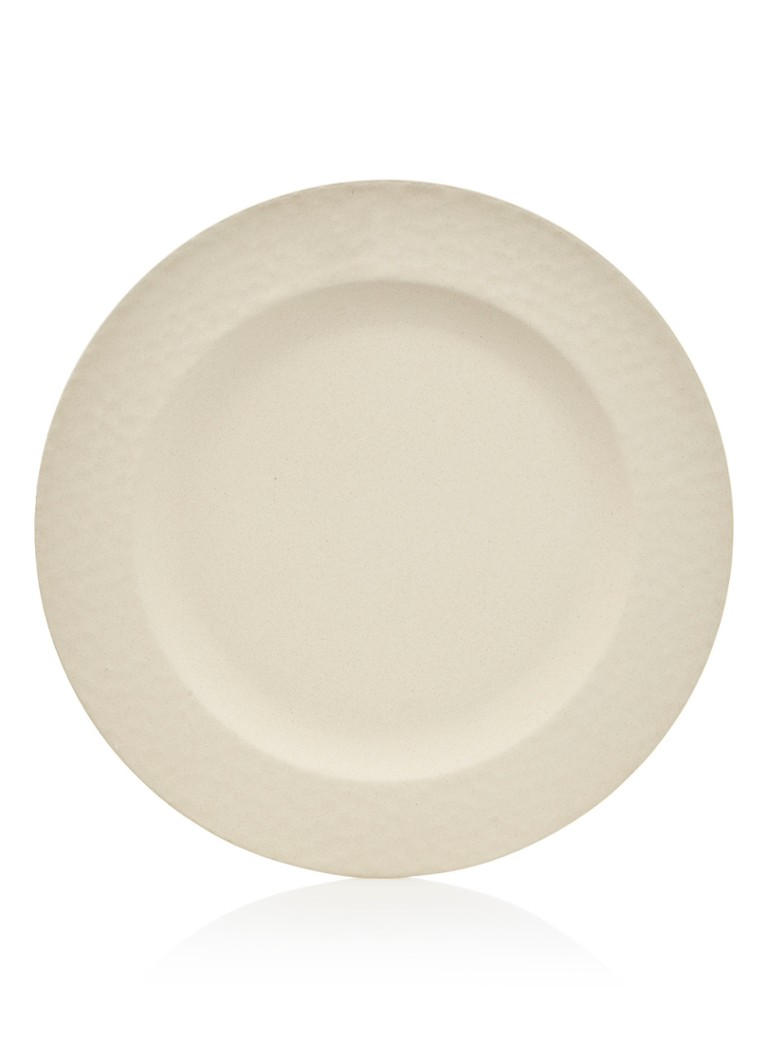 Zuperzozial - Raw Earth dinerbord 27 cm - Beige